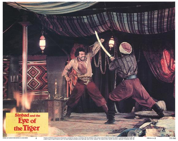 PCG Sinbad and the Eye of the Tiger Poster Movie F 11 x 14 In - 28cm x 36cm Patrick Wayne Jane Seymour Taryn Power Margaret Whiting at Sears.com