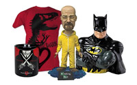 Products - Action Figures, Shirts and More