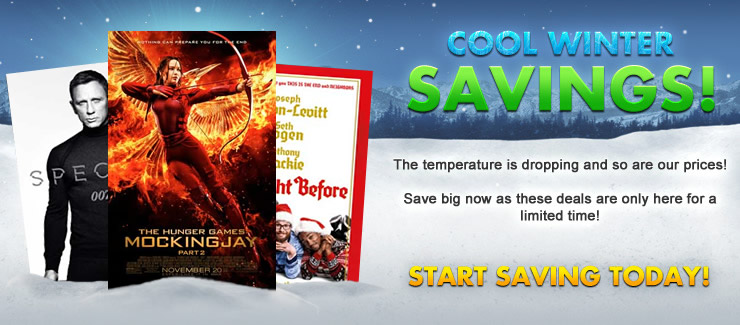 Cool Winter Savings!