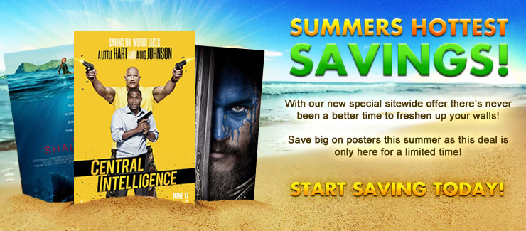 Summer's Hottest Savings!